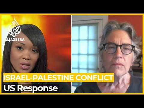 US Response to Israel -Palestine conflict