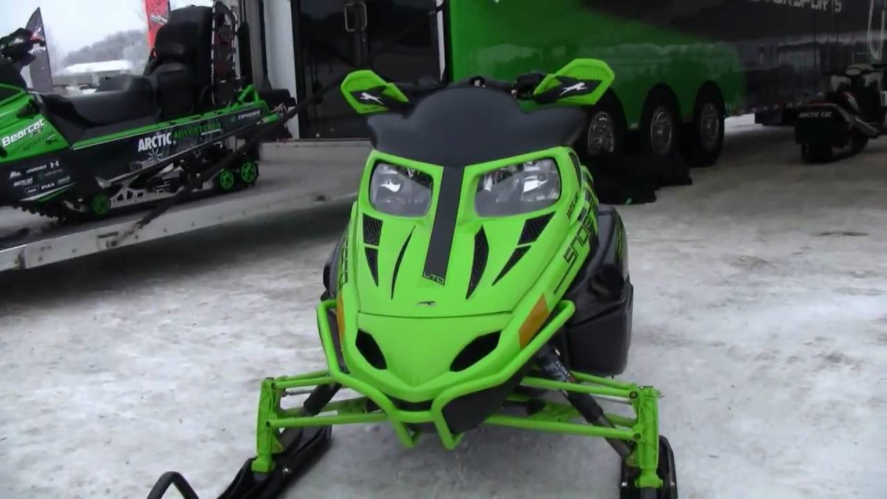 2011 Arctic Cat Limited 800 Crossfire And F