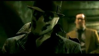 Watchmen (2009): Rorschach meets Nite Owl | SUBTITLES included