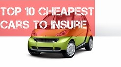 Top 10 Cheapest Cars To Insure in the United States