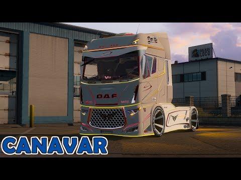 BU TIR DURMUYOR !! FENA BİR ŞEY | Euro Truck Simulator 2