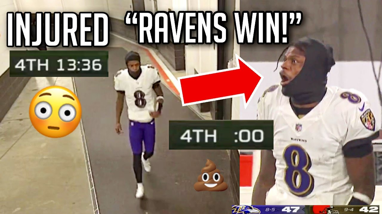 Ravens' Lamar Jackson made call to go for it on game-winning ...