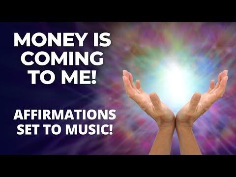 Money Is Coming to Me Now | Affirmations on Abundance Success Joy Healing & Love