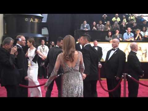 Oscar Red Carpet 2014: Brad Pitt and Angelina Jolie, Bradley Cooper