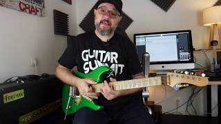 FRIEDMAN CALI GUITAR TEST (English Version)