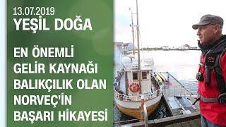 Gambar cover Norveç'in balıkçılıktaki başarı hikayesi - Yeşil Doğa 13.07.2019 Cumartesi