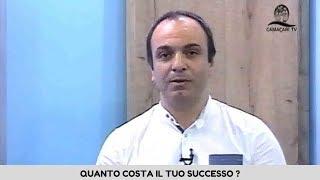 Quanto costa il tuo successo? • Camaçari TV • Diego Trambaioli (ITA)
