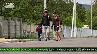 Tot mai puțini șomeri înregistrați în Moldova