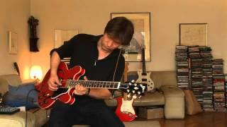 2009 Gibson ES-335 Dot Reissue, cherry Part2