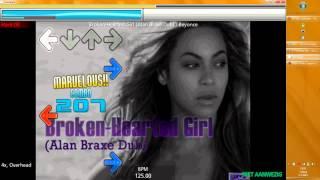 Video Beyoncé - Broken-Hearted Girl (Alan Braxe Dub) - Stepmania HD download MP3, 3GP, MP4, WEBM, AVI, FLV Juli 2018