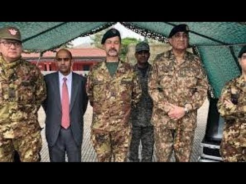 CapitalTV: COAS talks bilateral defence, security cooperation in Italy visit