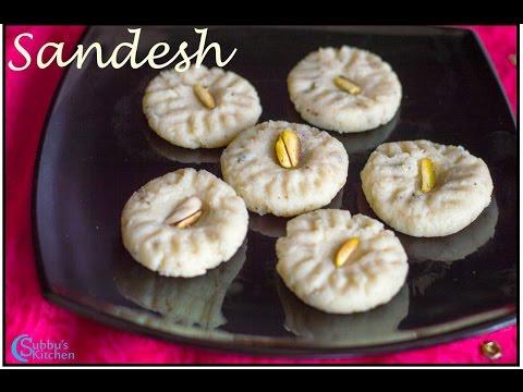 by ethnico-Sandesh Recipe | Diwali Sweets | Bengali Sandesh