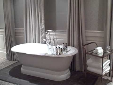 www.libertylondongirl.com: Room video of Dean Street Townhouse Hotel