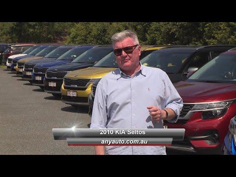 KIA Seltos 2020 anyauto review