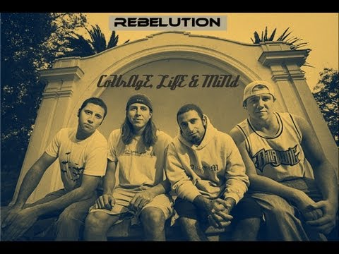 Rebelution Life, Mind & Courage - Best Of Rebelution [Full Album] HD
