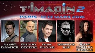 T'Imagin Convention : Messages From GUESTS