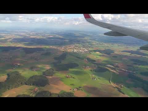 [HD] Aeroflot A320 Landing Munich (MUC, EDDM) From Moscow (SVO, UUEE) - 24.09.2018 - SU2326