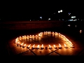 Lighting Candles For The King In Thailand | VLOG #134