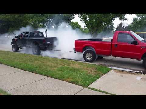 2 wheel Ram 1500 5.9L 5 lug vs Ford F350 5.4L 8 lug