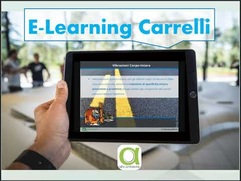 E-LEARNING: CARRELLI ELEVATORI