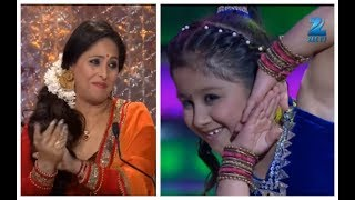 SHOCKING & UNEXPECTED Anushka Performance - DID L'il Masters Season 3