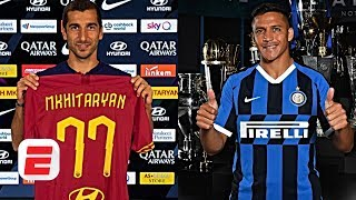 Will Henrikh Mkhitaryan and Alexis Sanchez find success with AS Roma and Inter Milan? | Serie A