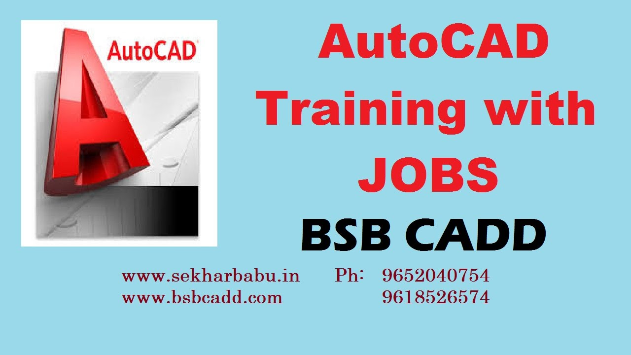 training report on autocad Sign in to report inappropriate content autocad 2016 -3d- training [3] - duration: autocad 2015 3d training : mesh modeling.