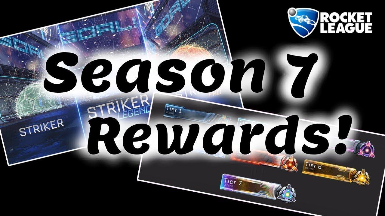 how to get season rewards league