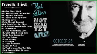 Phil Collins Greatest Hits Full Album - Best Songs Of Phil Collins Nonstop playlist