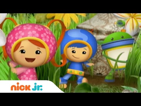 Team Umizoomi | Theme Song | Nick Jr. | Music