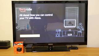 How to connect your DirecTv to the Amazon Fire TV Cube