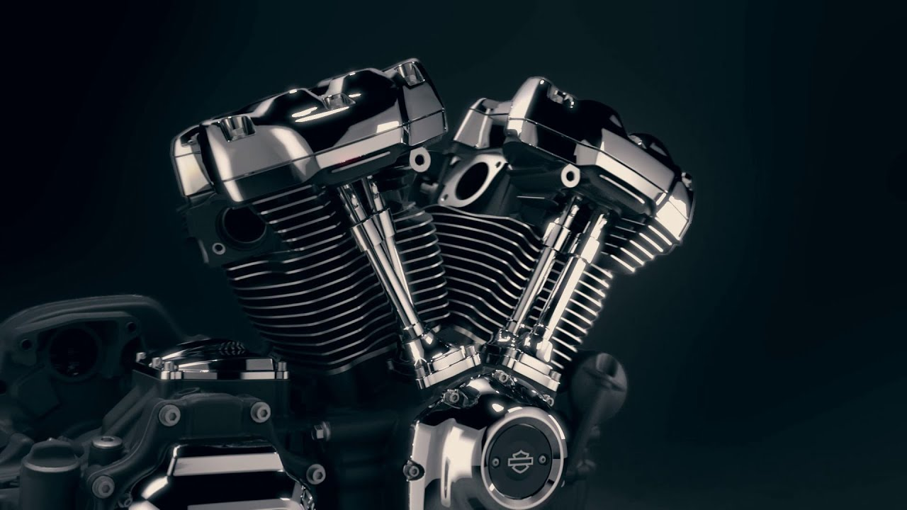 The More Powerful All New Milwaukee Eight Engine Harley