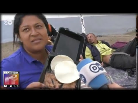 Honduran Invader Given Gift By Mexico Has The AUDACITY To Complain With What They Call It