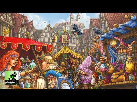 Quacks of Quedlinburg Extended Gameplay