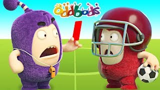 Oddbods FIFA World Cup | Funny Cartoons For Kids | The Oddbods Show