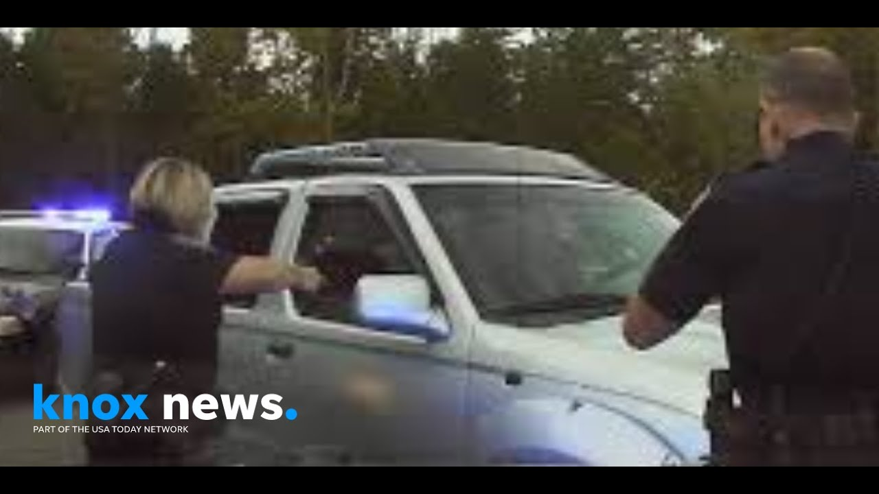 Dashcam video shows fatal shooting by Oak Ridge police officer