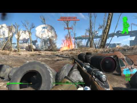 Fallout 4 - part 21 - Revere satellite array