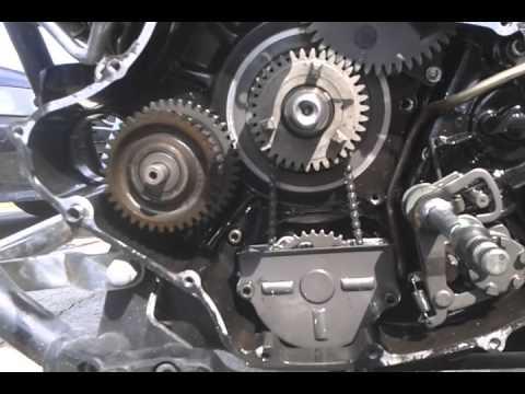 Yamaha Warrior Starter Clutch Problem