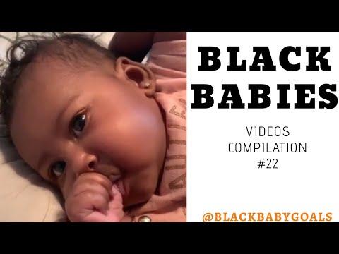 BLACK BABIES Videos Compilation #22 | Black Baby Goals