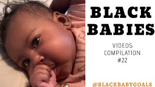 BLACK BABIES Videos Compilation #22 | Black Baby Goals