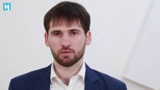 Лидер дагестанских дальнобойщиков до задержания. Пресс-конференция в «Новой газете»