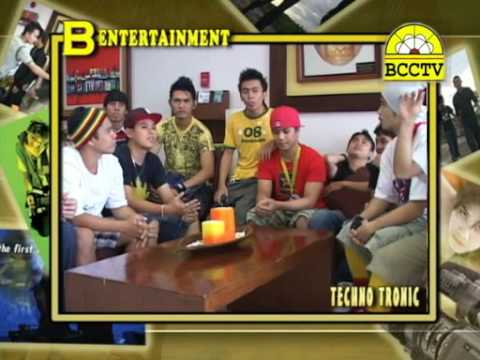 Techno Tronic's Interview on B! Entertainment ( Courtesy Of  BCCTV )