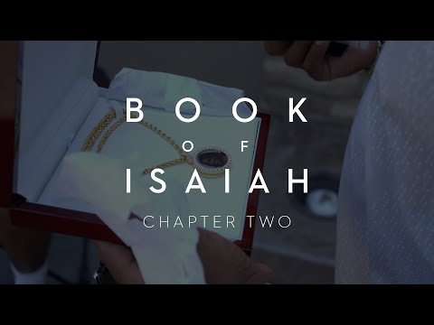 Book of Isaiah Chapter 2: Excavate