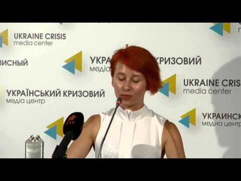 (English) Volunteer battalions. Ukraine Crisis Media Center, 14th of August 2014
