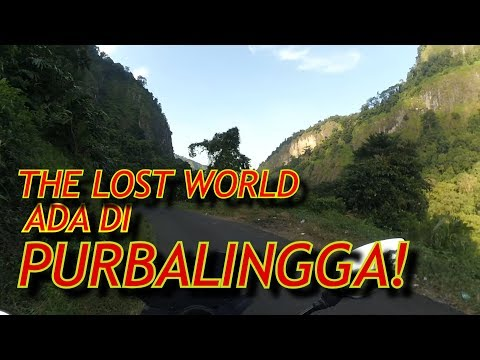 Ada The Lost World di desa Sirau, Purbalingga! - #95