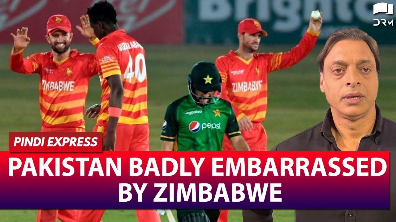 Download Pakistan Badly Embarrassed By Zimbabwe   PAK vs ZIM T20I   Shoaib Akhtar   SP1G