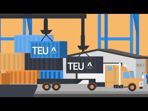 TEU Tokens - bitcoin for shipping