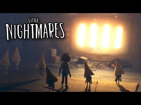Little Nightmares | THE HIDEAWAY - FULL PLAYTHROUGH