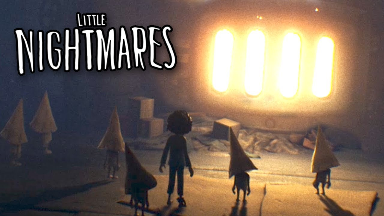 Little Nightmares | THE HIDEAWAY – FULL PLAYTHROUGH