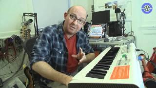 М-аудіо Веном синтезатор звуковий лабораторний огляд